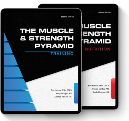 muscle and strength pyramids